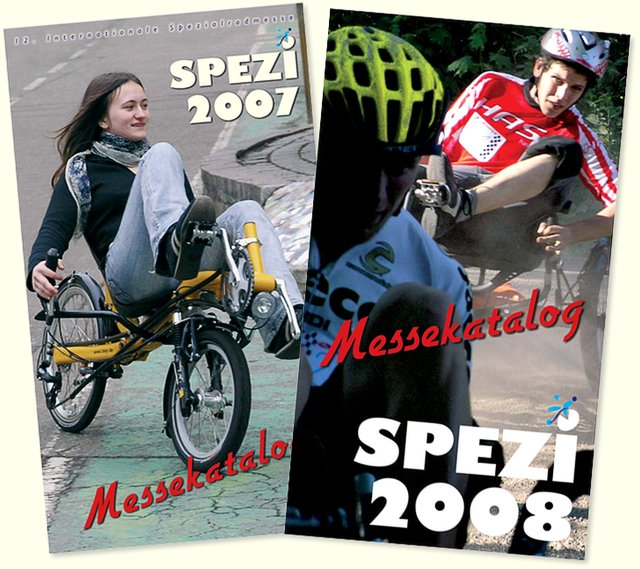Title pages 2007 and 2008